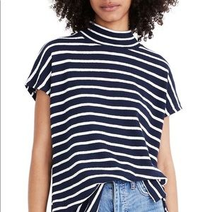 Madewell SZ small striped Tunic
